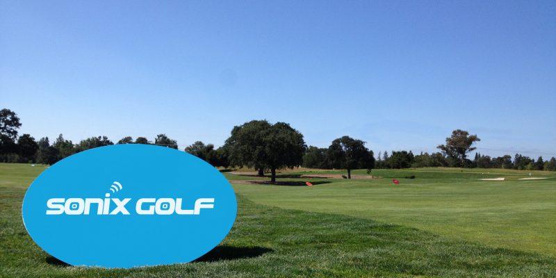 Sonix Golf target